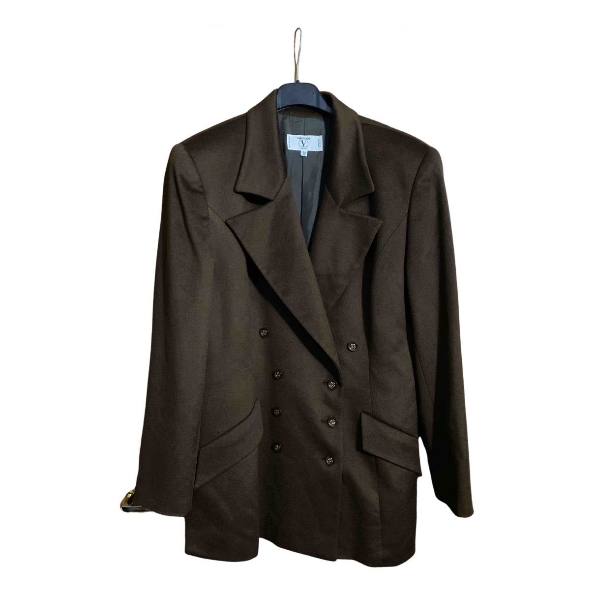 Loro Piana N Brown Cashmere jacket for Women 44 IT