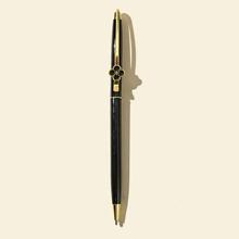 1 Stueck Kugelschreiber mit Blumen Detail