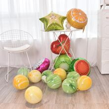 16pcs Fruit Shaped Balloon