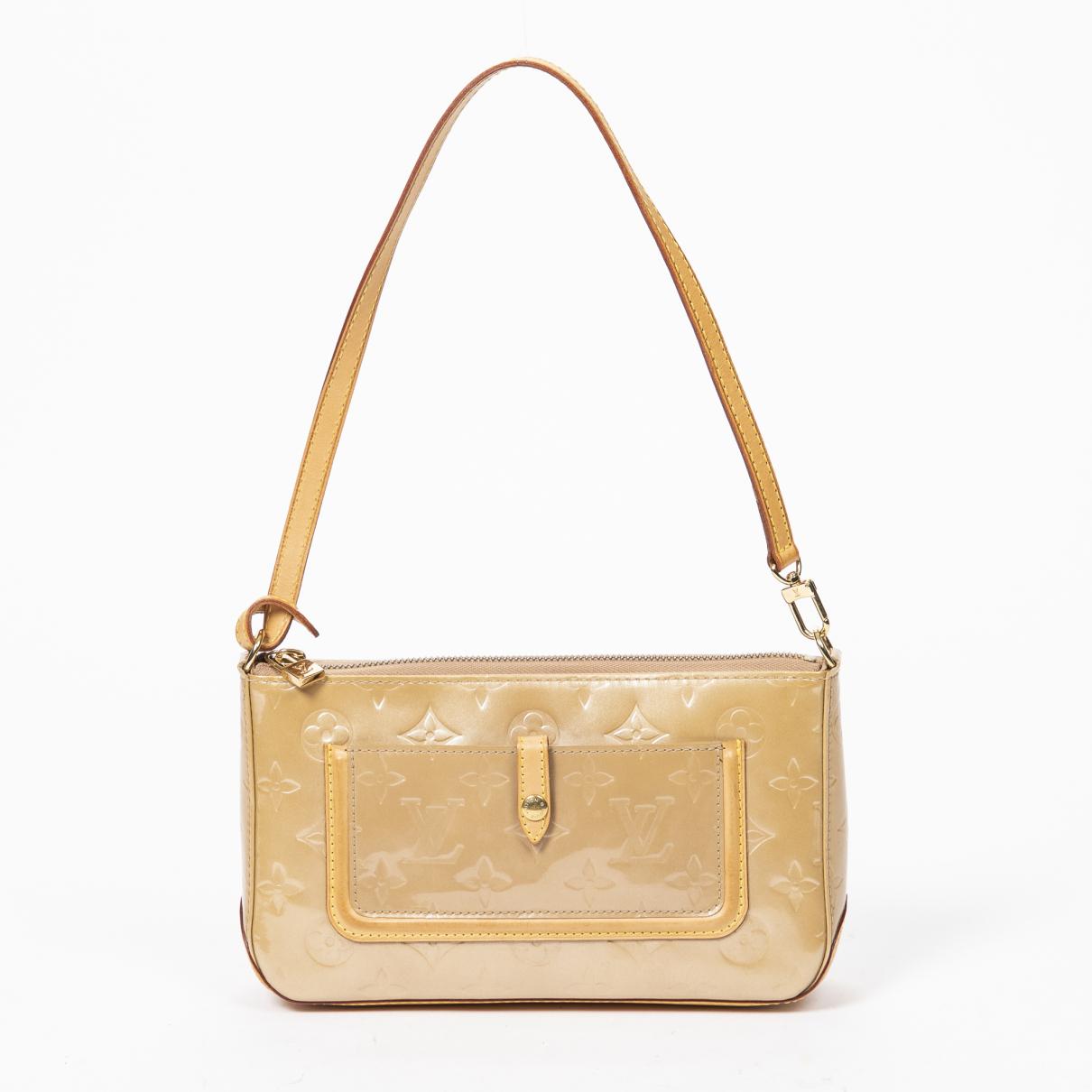 Louis Vuitton N Brown Cotton Clutch bag for Women N
