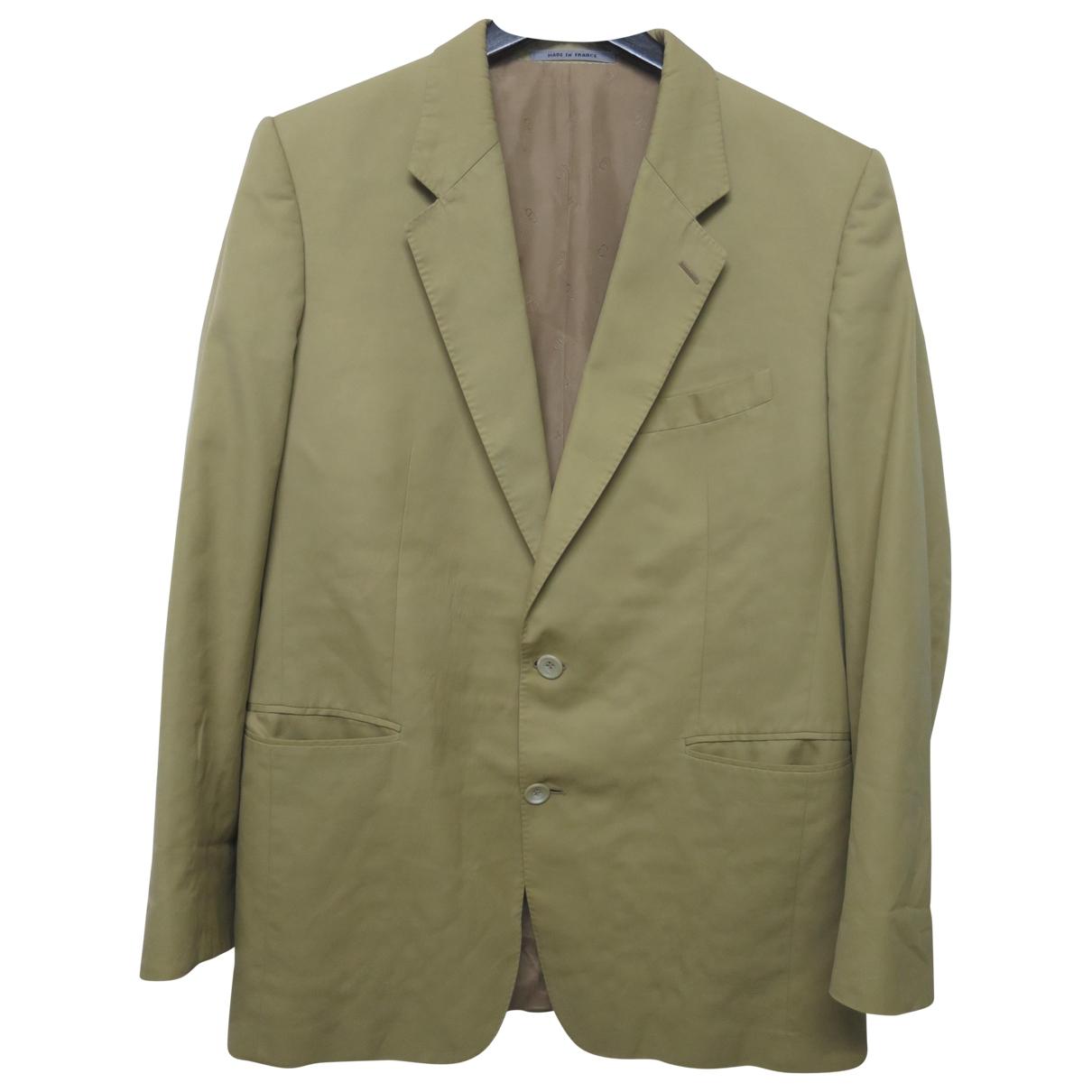 Dior - Vestes.Blousons   pour homme en coton - jaune