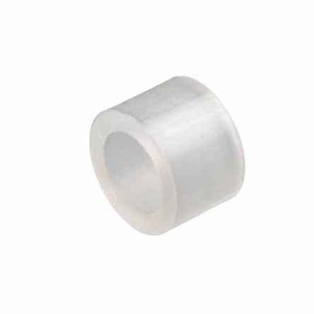 HARWIN R30-6700394, 3mm High Polyamide Round Spacer for M3 Screw (25)