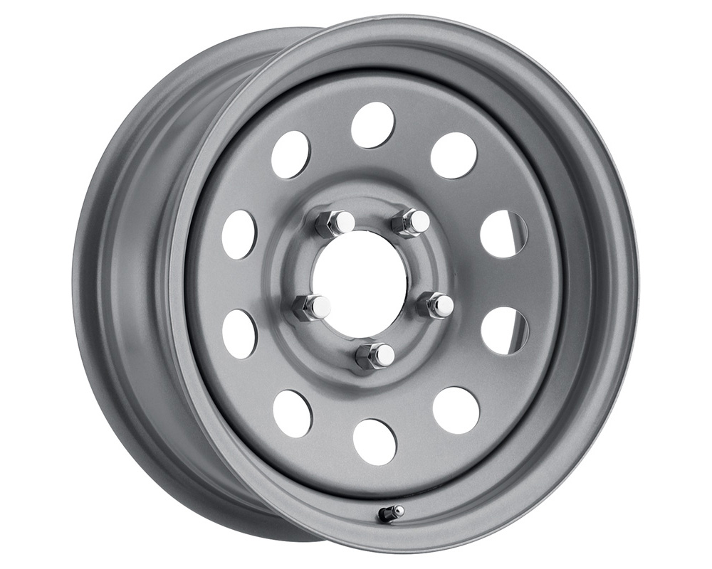 Liquid Metal 202-4565S Supreme HD Silver Wheel 14x5.5 5x114.3 0mm