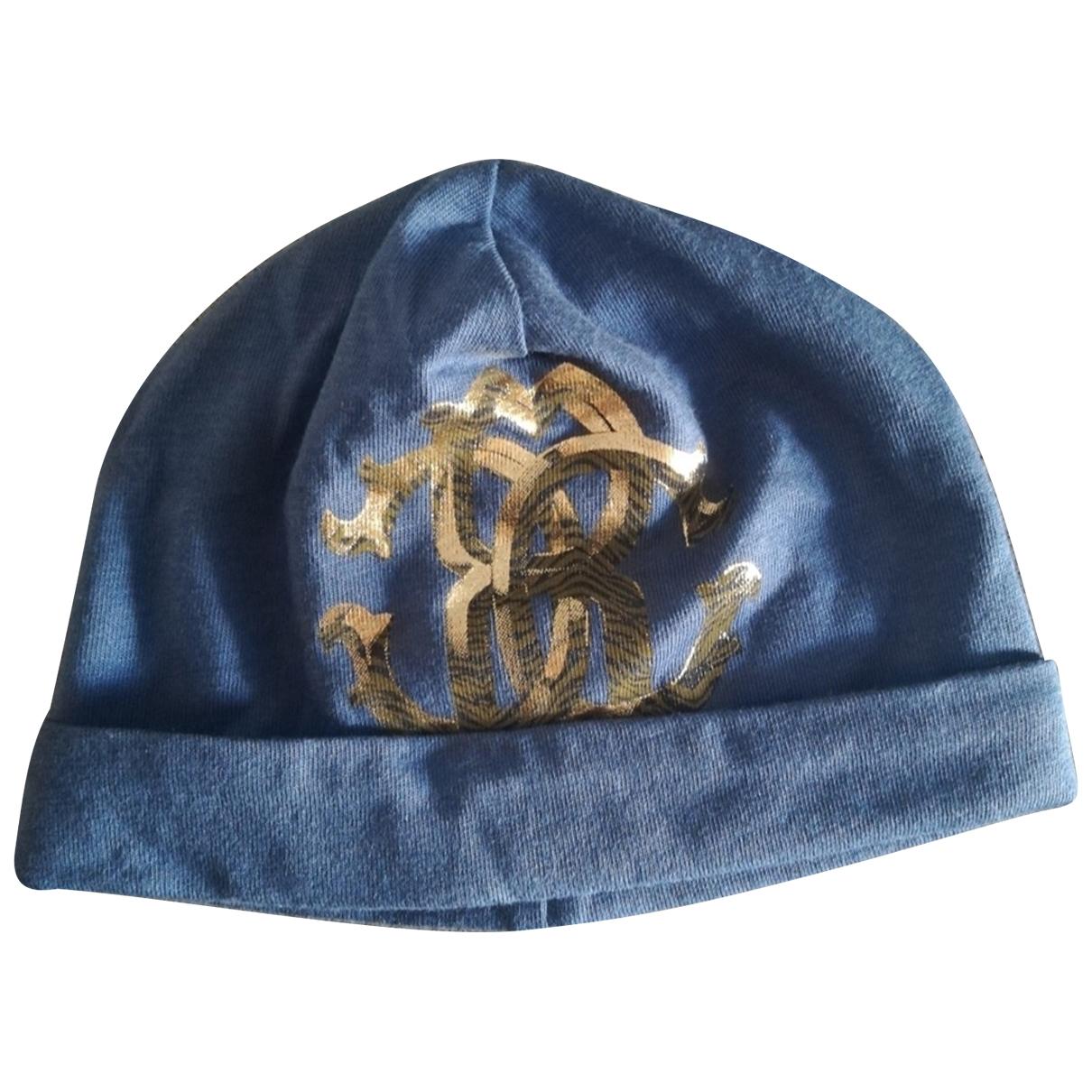 Roberto Cavalli \N Cotton hat & Gloves for Kids \N