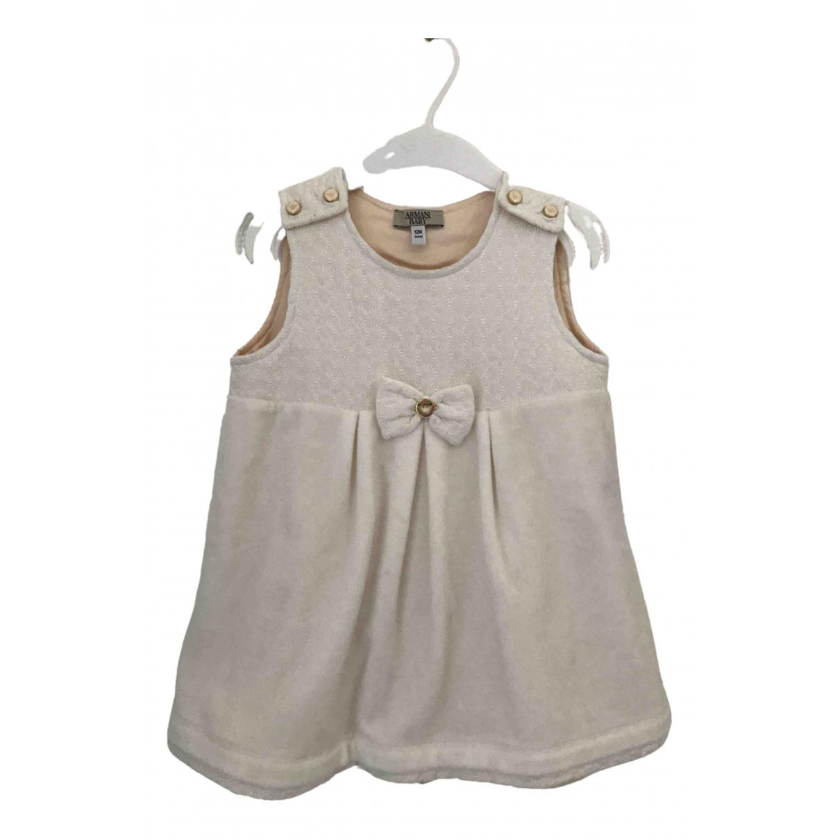 Vestido Armani Baby