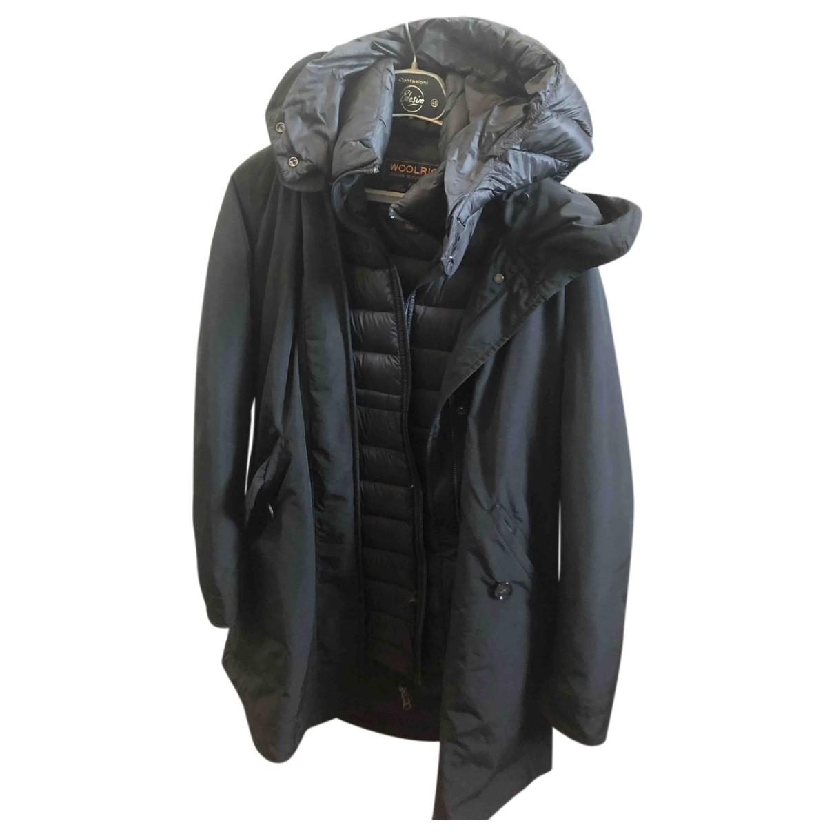 Woolrich \N Jacke in  Schwarz Polyester