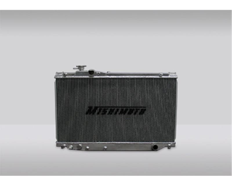 Mishimoto MMRAD-SUP-93T Performance Radiator Toyota Supra Manual 93-98