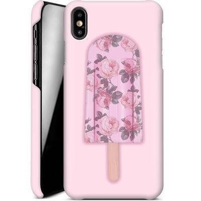 Apple iPhone XS Max Smartphone Huelle - Floral Popsicle von Emanuela Carratoni