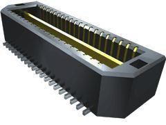 Samtec , QTE, 40 Way, 2 Row, Straight PCB Header (450)