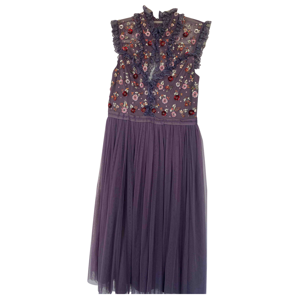 Needle & Thread \N Purple dress for Women 8 UK