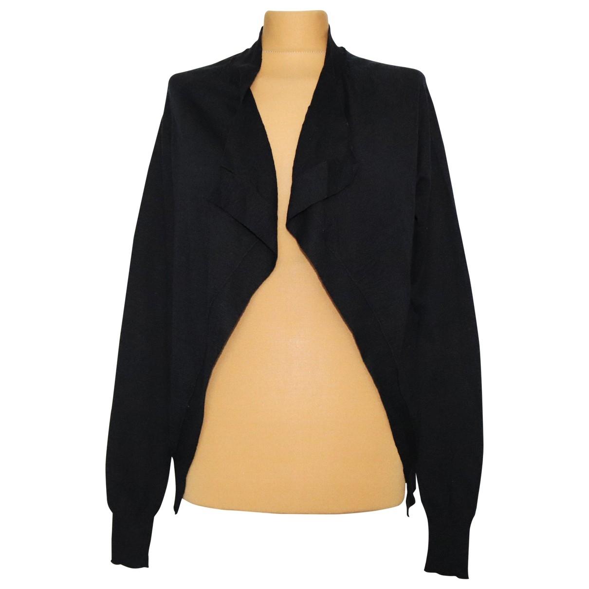 Neil Barrett \N Black Cotton Knitwear for Women XS International