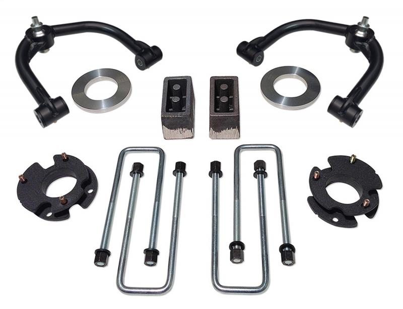 Tuff Country 23005 Complete Kit (w/o Shocks)-3in. Ford