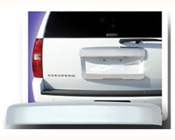 Quality Automotive Accessories License Bar Trim Chevrolet Suburban 2011