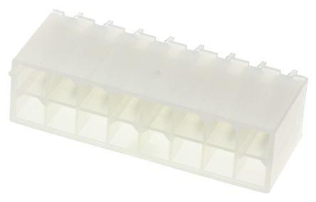 Molex , Mini-Fit Jr, 5566, 16 Way, 2 Row, Straight PCB Header (5)