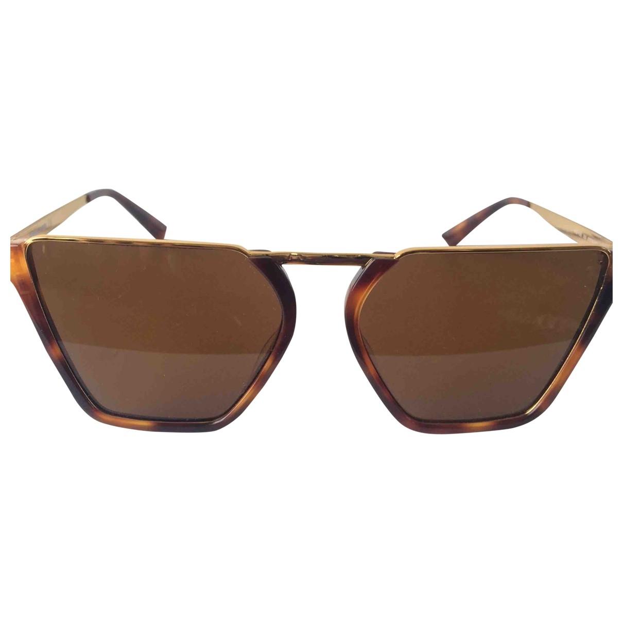 Mcq \N Sonnenbrillen in Kunststoff