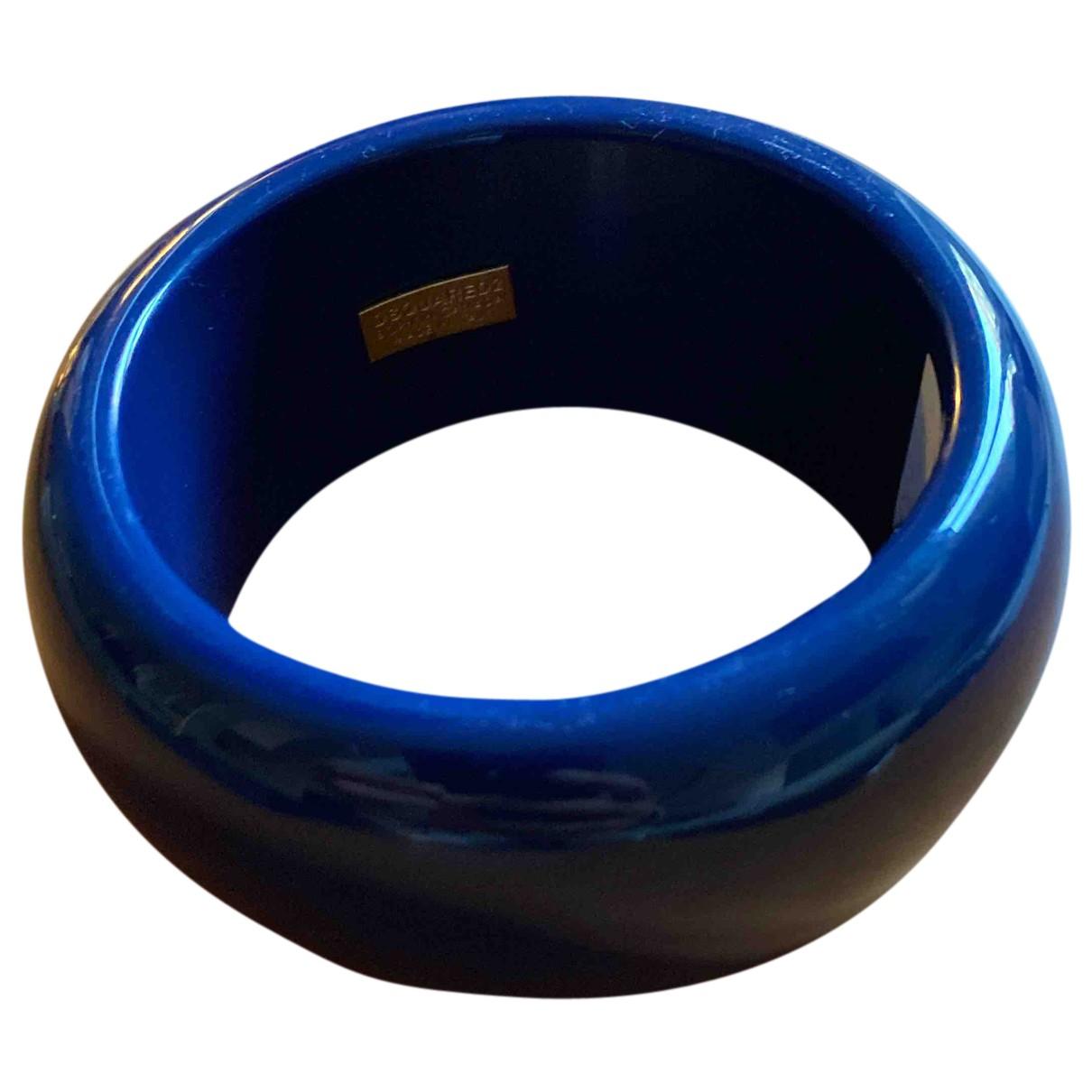 Dsquared2 - Bracelet   pour femme - bleu