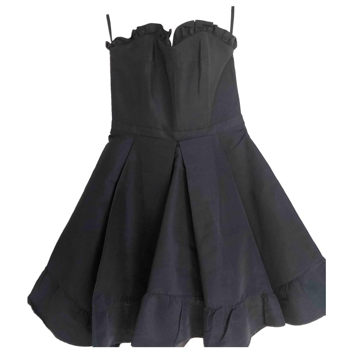Tara Jarmon \N Kleid in  Blau Polyester