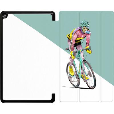 Amazon Fire HD 8 (2017) Tablet Smart Case - Bikero von Boell Oyino