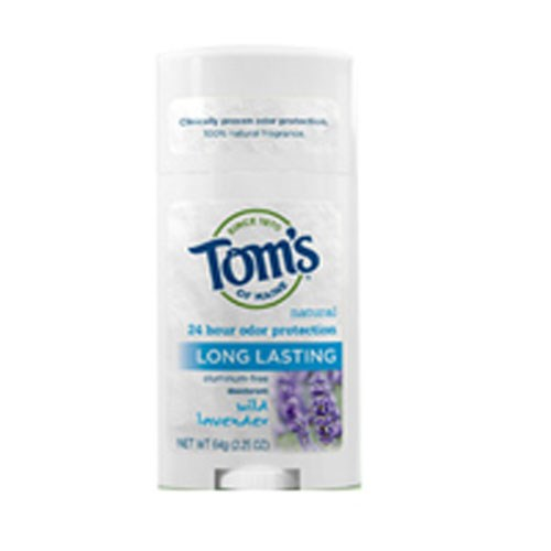 Deodorant Stick Long Lasting Lavender 2.25 oz by Tom's Of Maine