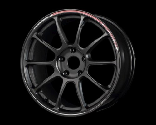 Volk Racing WKZT533MUR ZE40 Time Attack II Wheel 19x10 5x112 33mm Matt Gun Black/REDOT