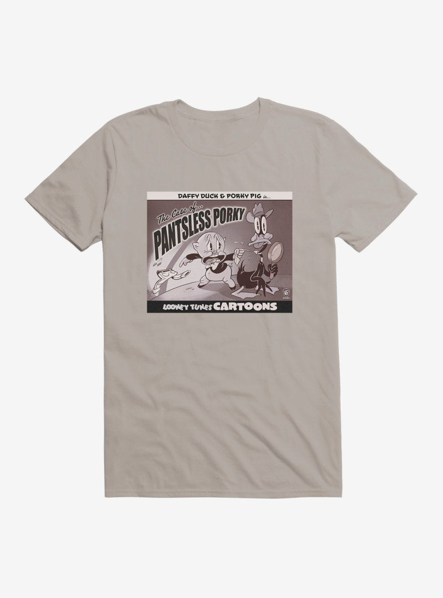 Looney Tunes Pantsless Porky T-Shirt