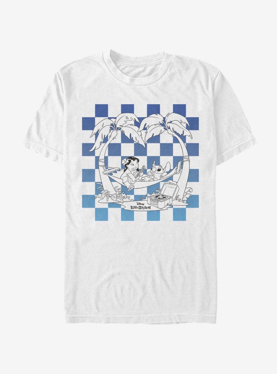 Disney Lilo And Stitch Group T-Shirt
