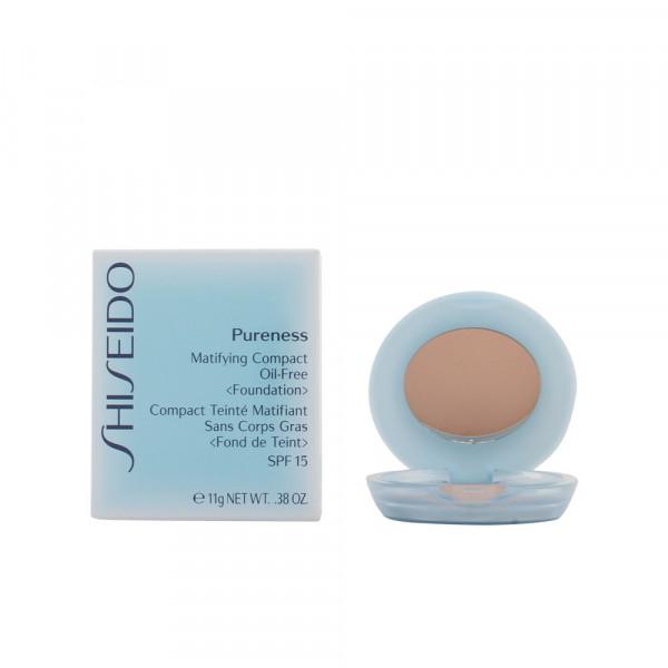 Compact Teinte Matifiant - Shiseido 11 g