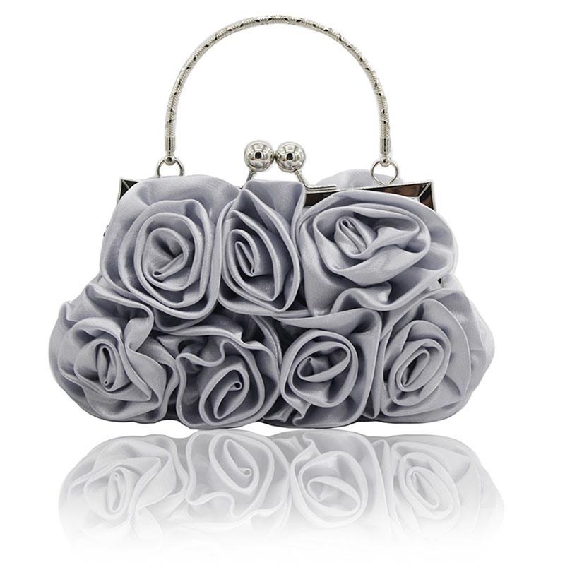 Ericdress Floral Banquet Clutches & Evening Bags