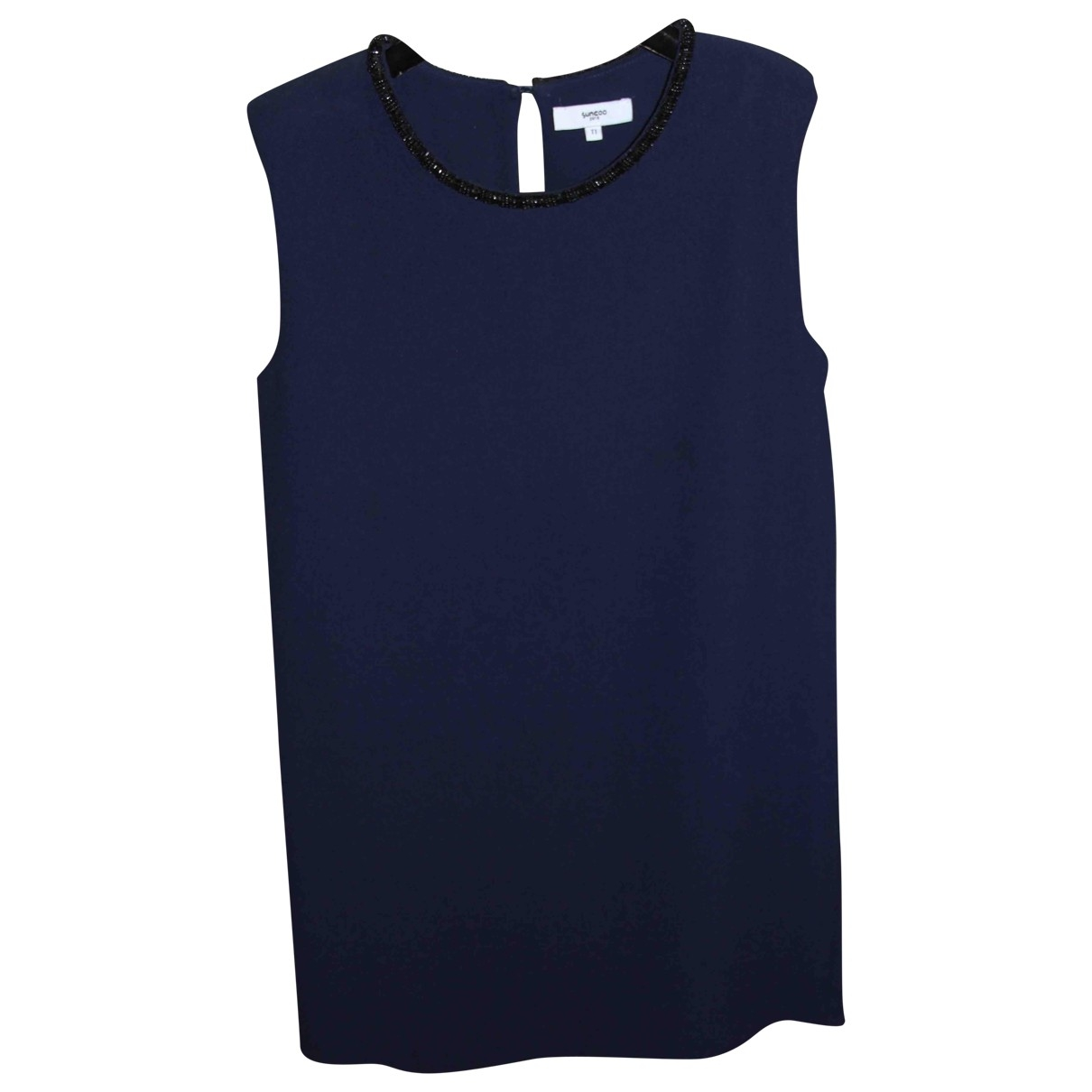Suncoo \N Navy dress for Women 36 FR