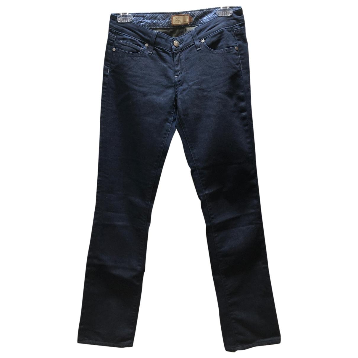 Vaquero recto Paige Jeans
