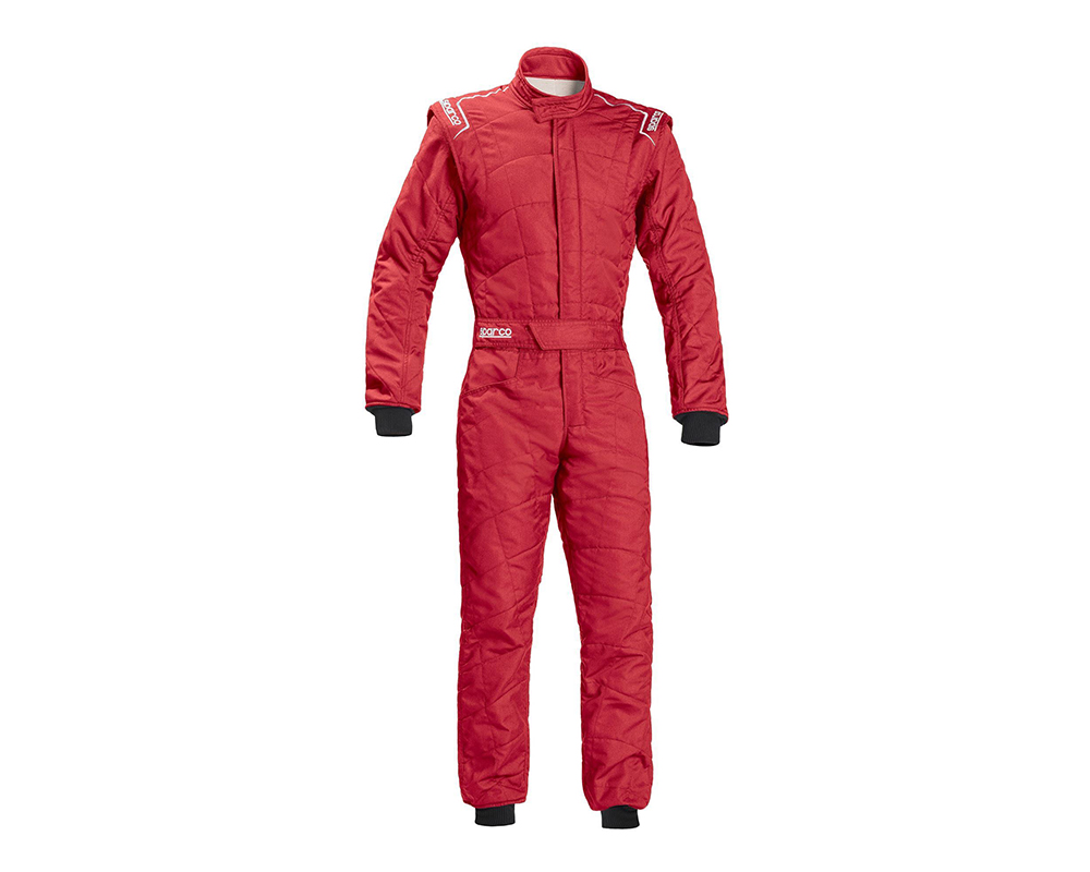 Sparco 00109148RS Sprint RS 2.1 Suit 48 Red