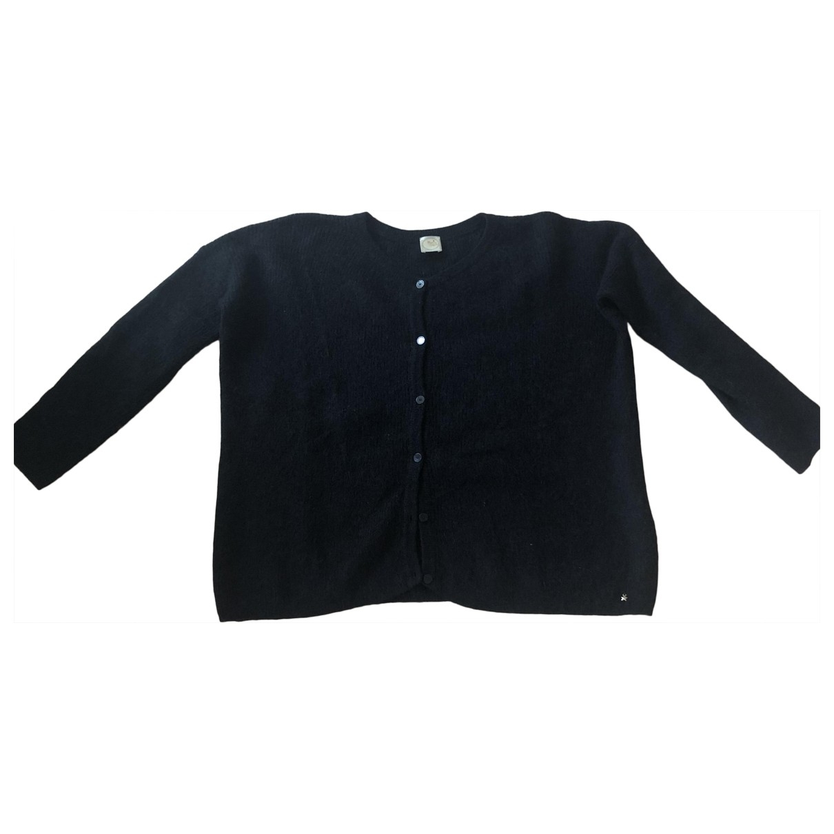 Des Petits Hauts \N Black Wool Knitwear for Women 38 IT