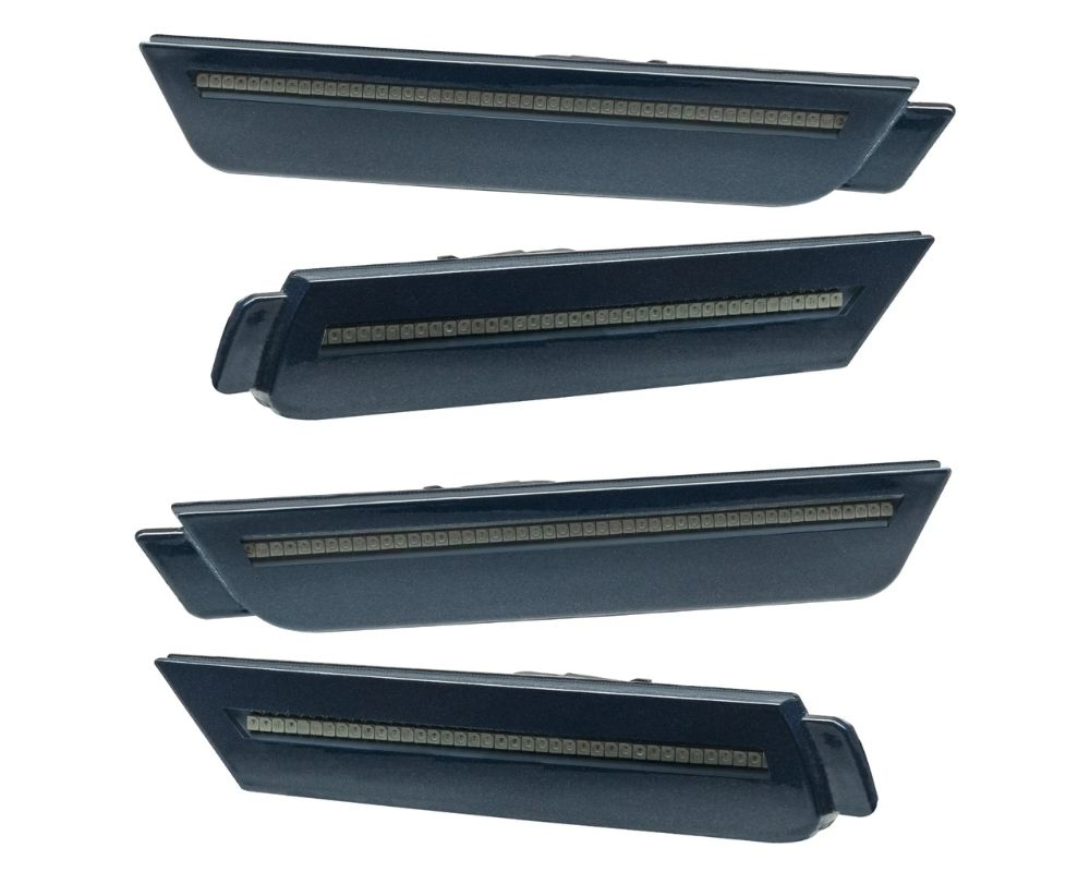 Oracle Lighting 3101-GXH-T SMD Sidemarkers Berlin Blue Metallic - TINTED Chevrolet Camaro 2010-2015