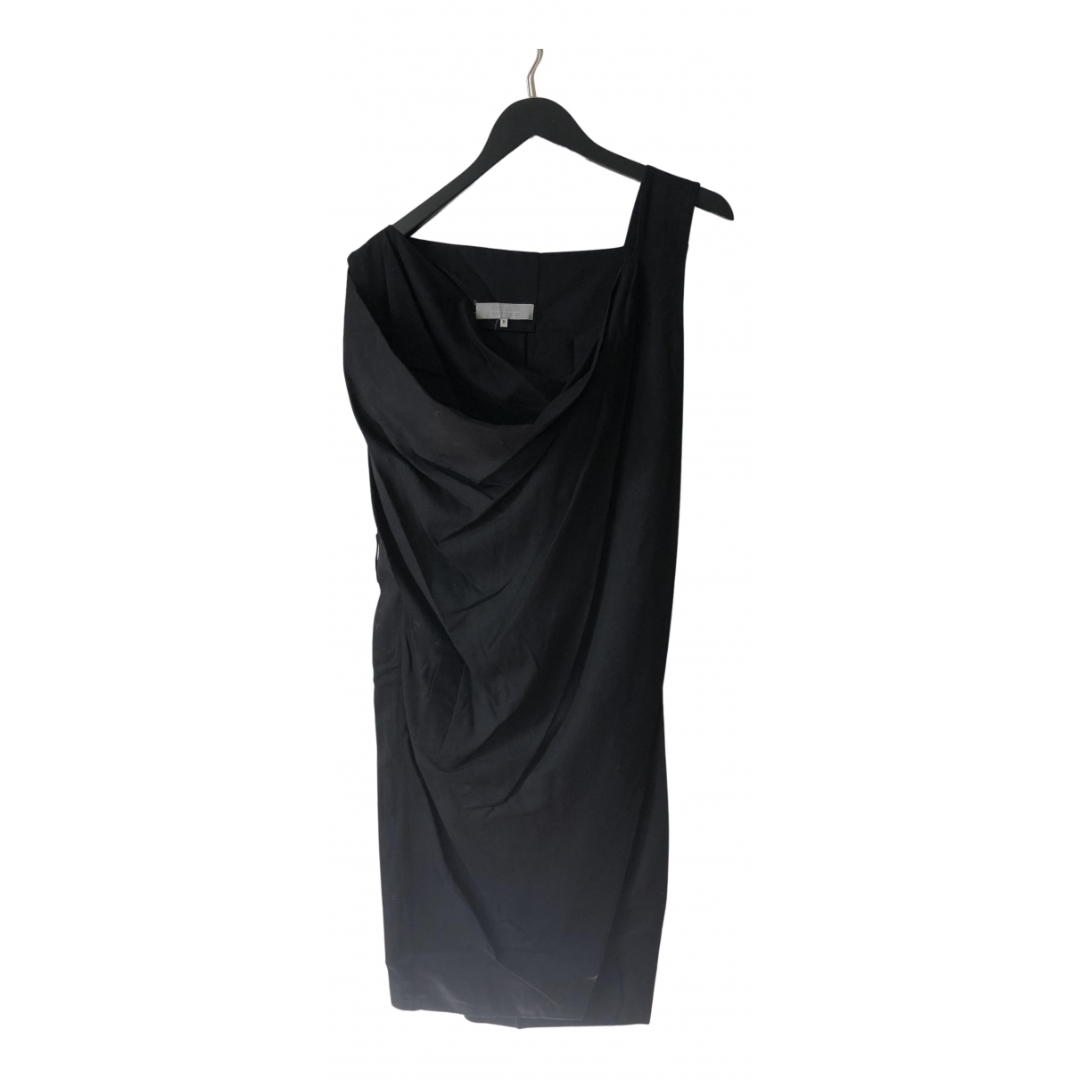Preen By Thornton Bregazzi N Black Cotton dress for Women M International
