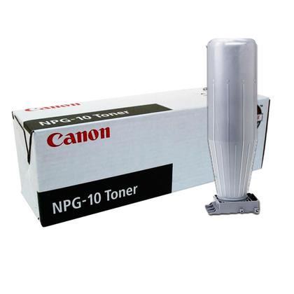 Canon NPG10 1381A004AA Original Black Toner Cartridge