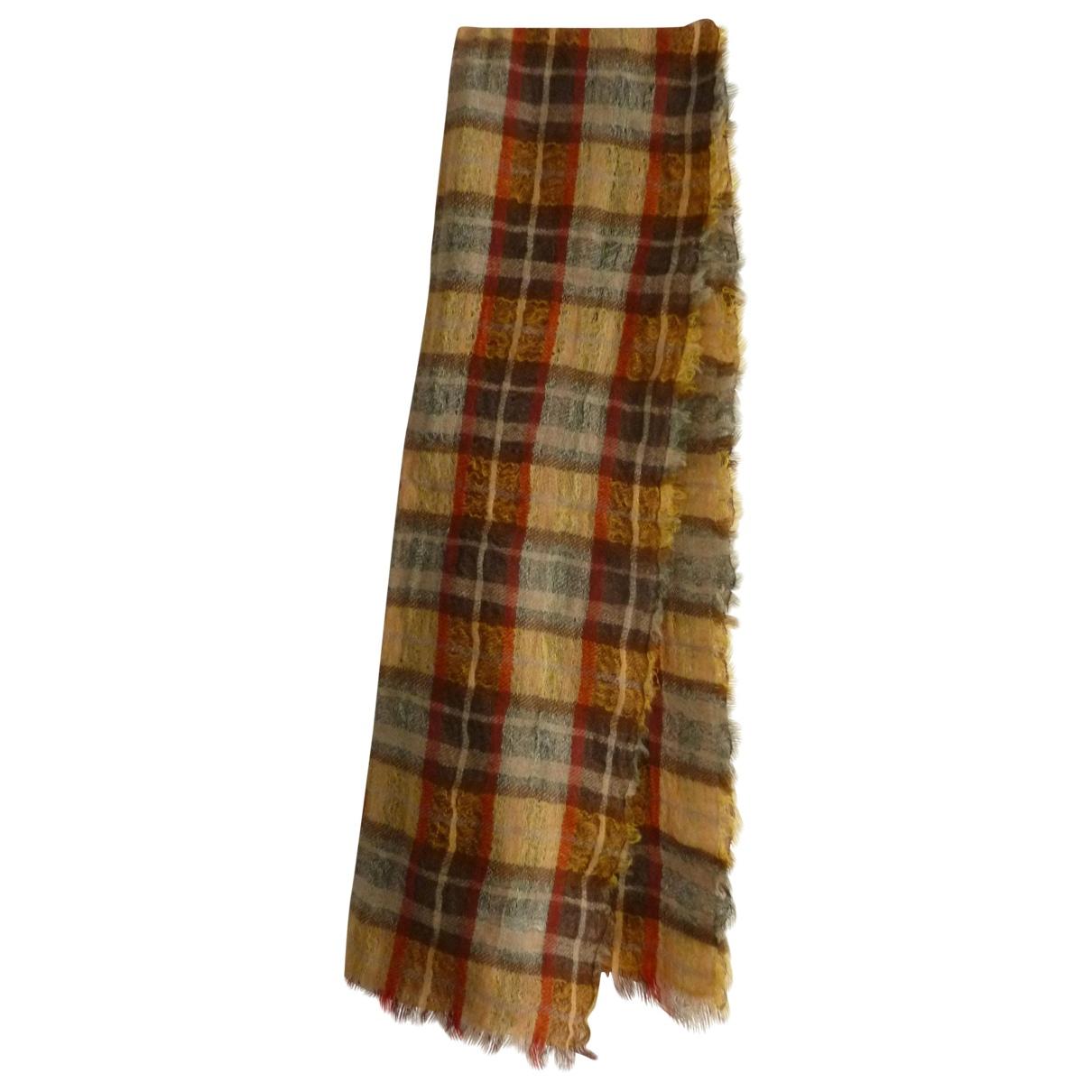 Intrend - Foulard   pour femme en laine - multicolore