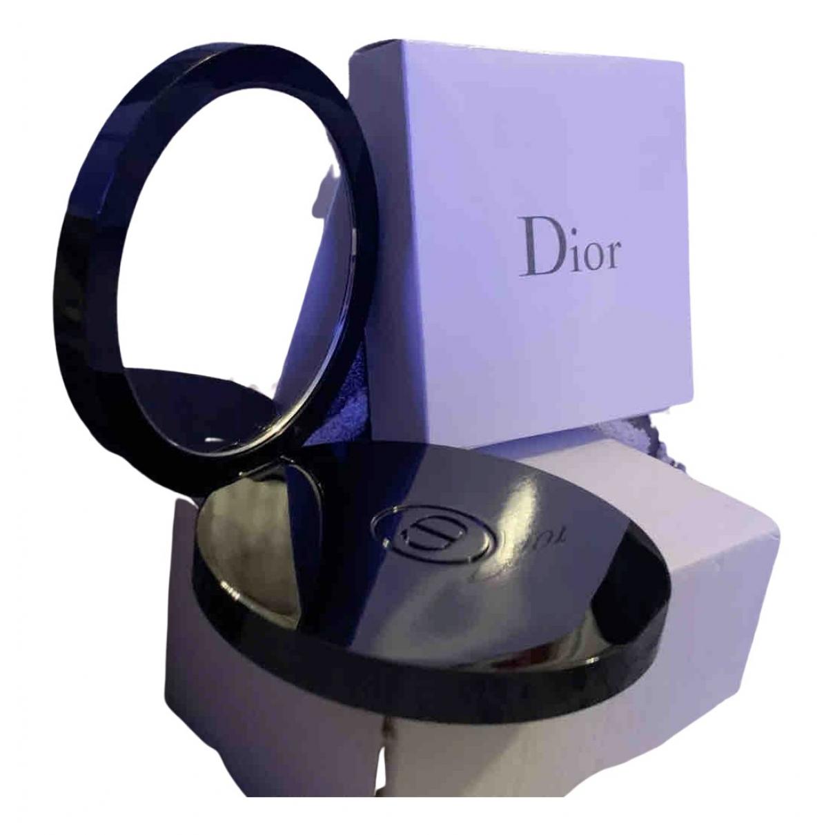 Dior \N Accessoires und Dekoration in  Schwarz Kunststoff