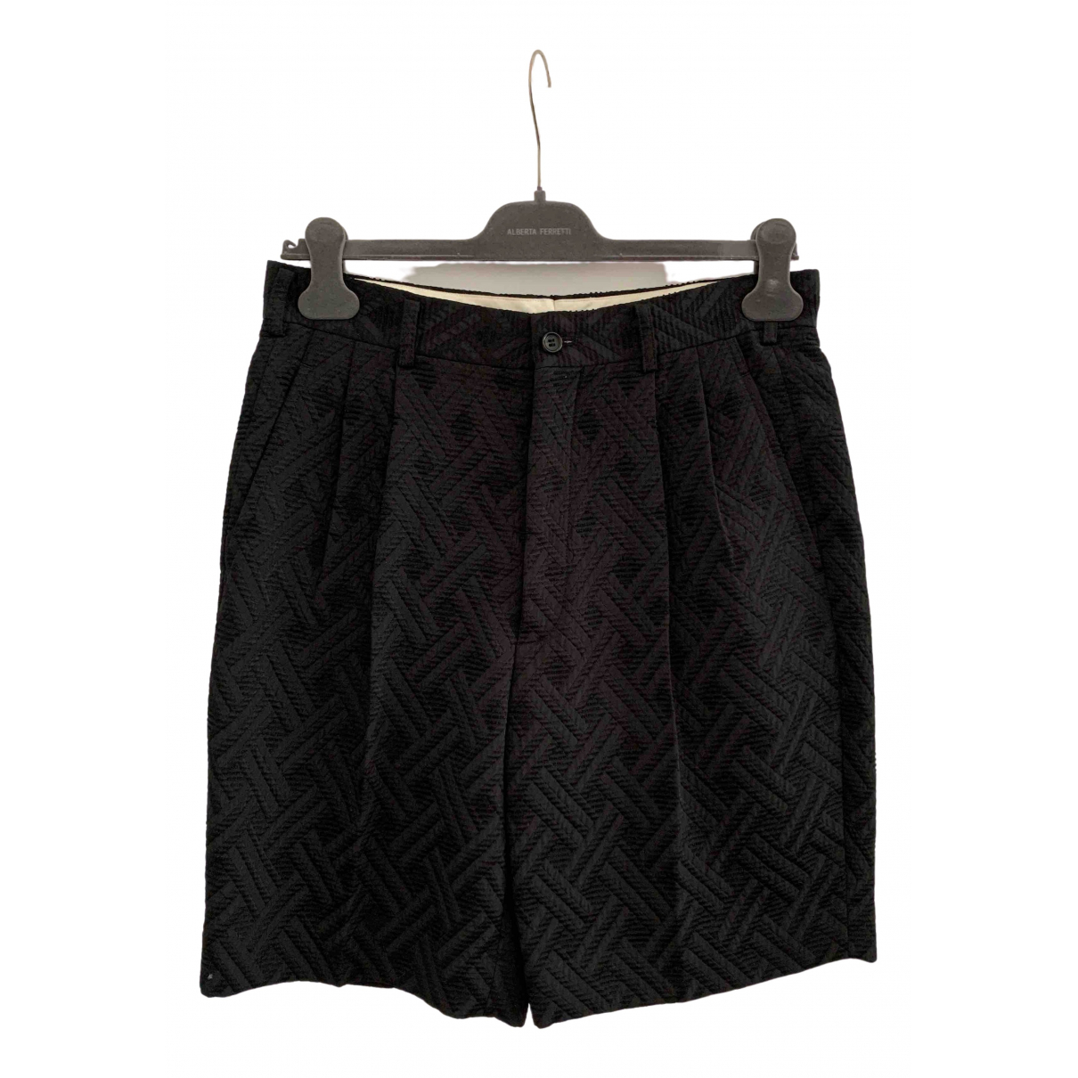 Comme Des Garcons \N Black Shorts for Women S International
