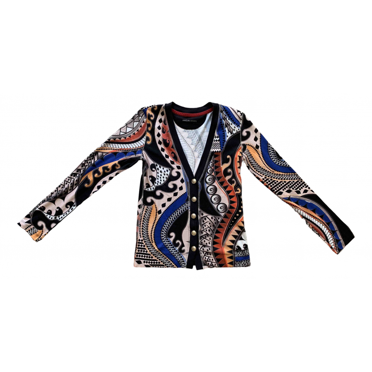 Marc Cain \N Multicolour Cotton jacket for Women M International