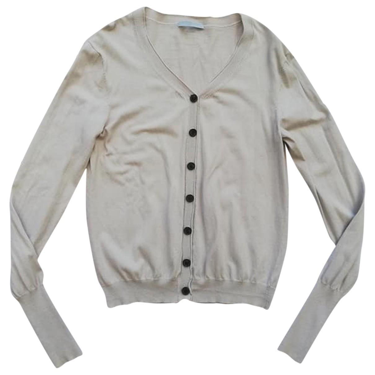 Strenesse - Pull   pour femme en coton - beige