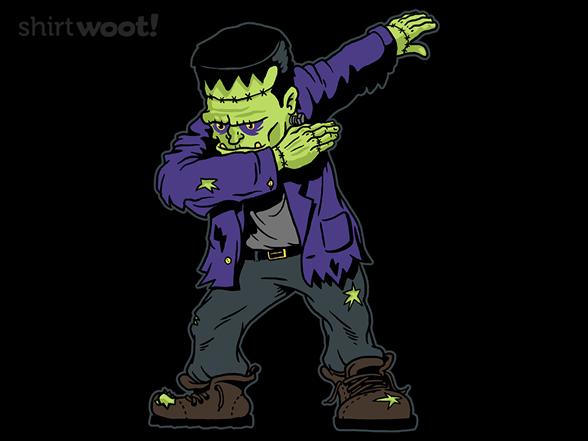 Dabbing Frankenstein T Shirt