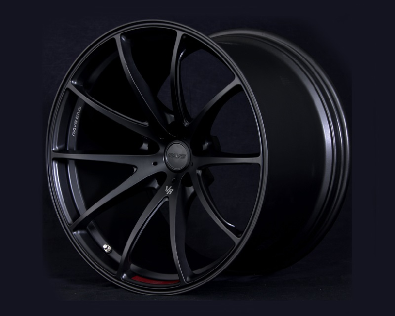 Volk Racing WKCEAX28EPHF G25 Edge Wheel 20x9.5 5x114.3 28mm Pressed Matte Black