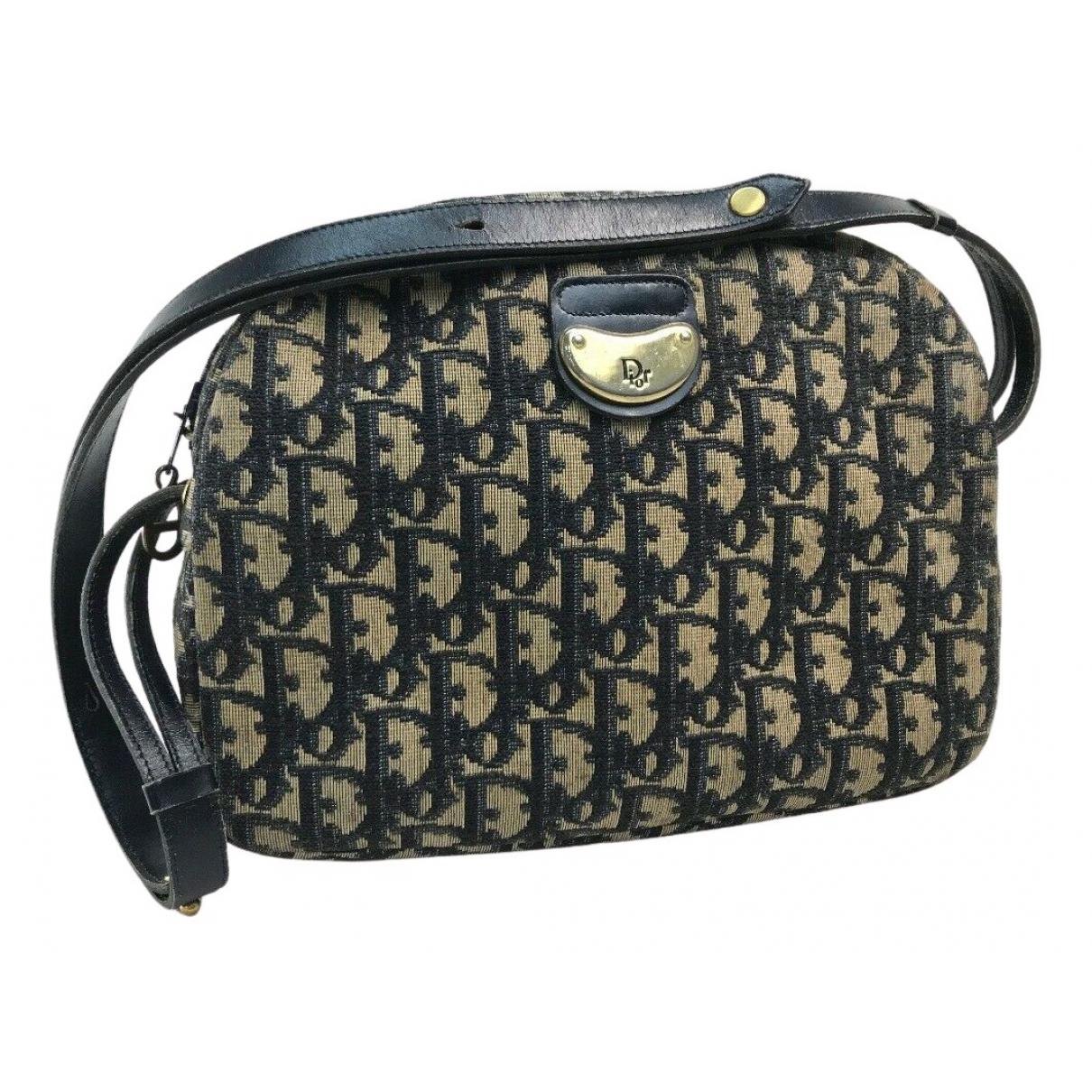 Dior N Navy Cloth handbag for Women N