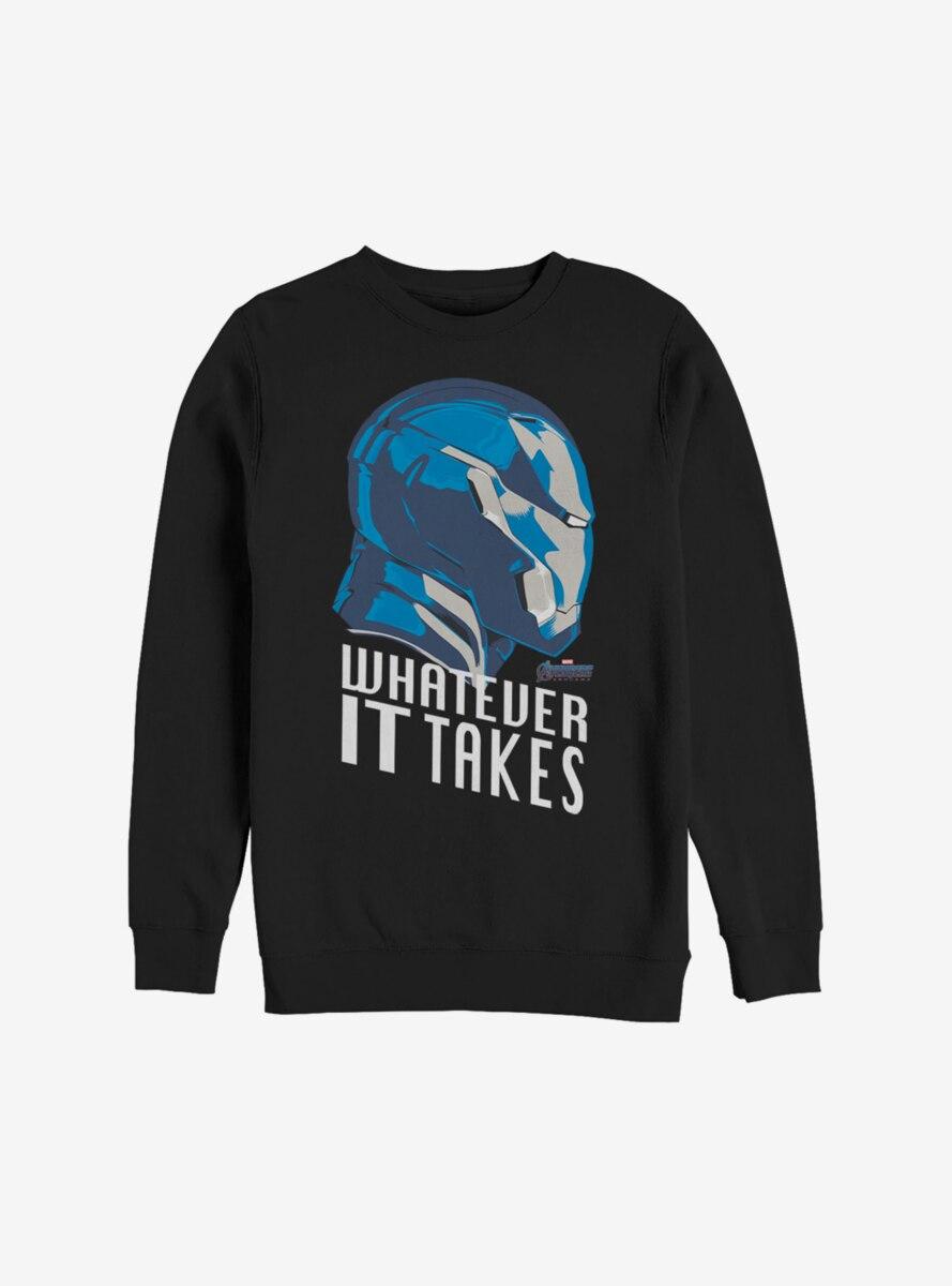 Marvel Iron Man Whatever It Takes Sweatshirt