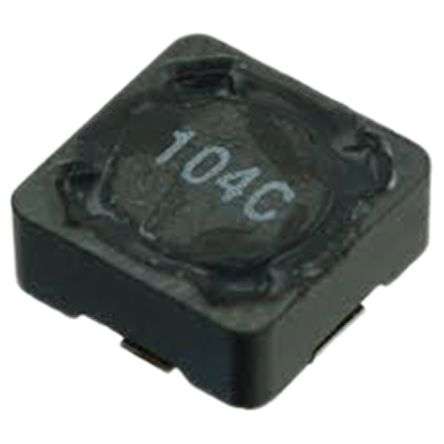 Murata Power Solutions Murata, 4500 Shielded Wire-wound SMD Inductor 100 μH Wire-Wound 700mA Idc (5)