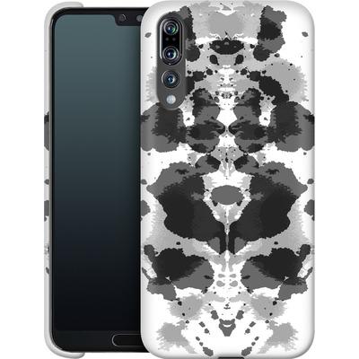 Huawei P20 Pro Smartphone Huelle - Mind Games Black von caseable Designs