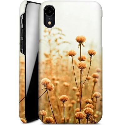 Apple iPhone XR Smartphone Huelle - Daybreak In The Meadow von Joy StClaire