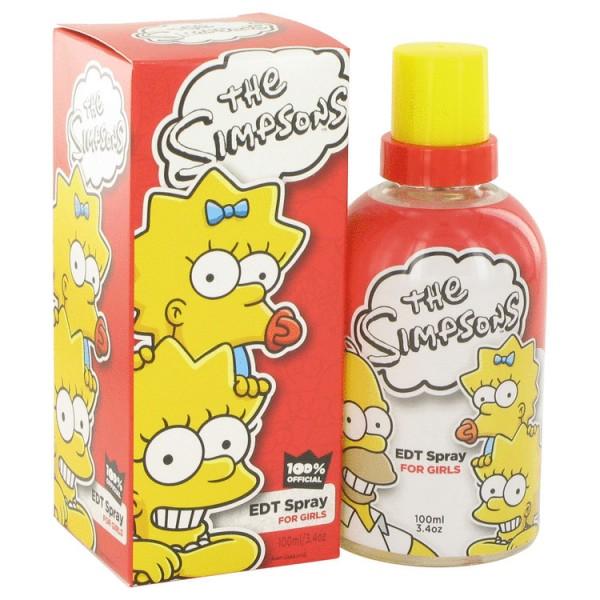 Les Simpsons - Air Val International Eau de toilette en espray 100 ML