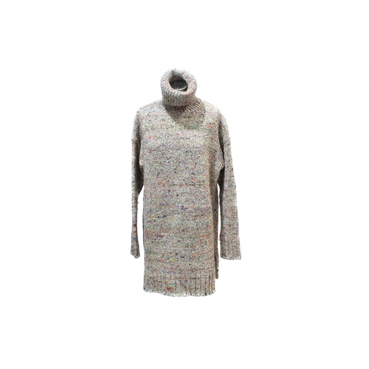Celine \N Pullover in  Beige Wolle