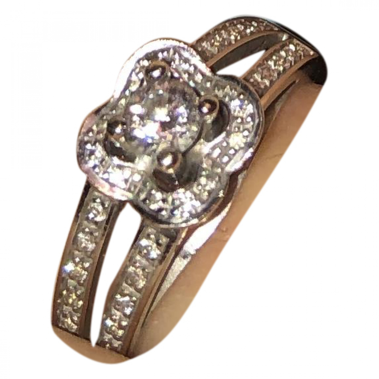 Mauboussin Chance of Love  Ring in  Silber Weissgold